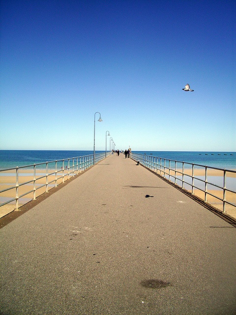 Ohh the trip we had getting here, Been there! ---Glenelg Pier, Adelaide Australia