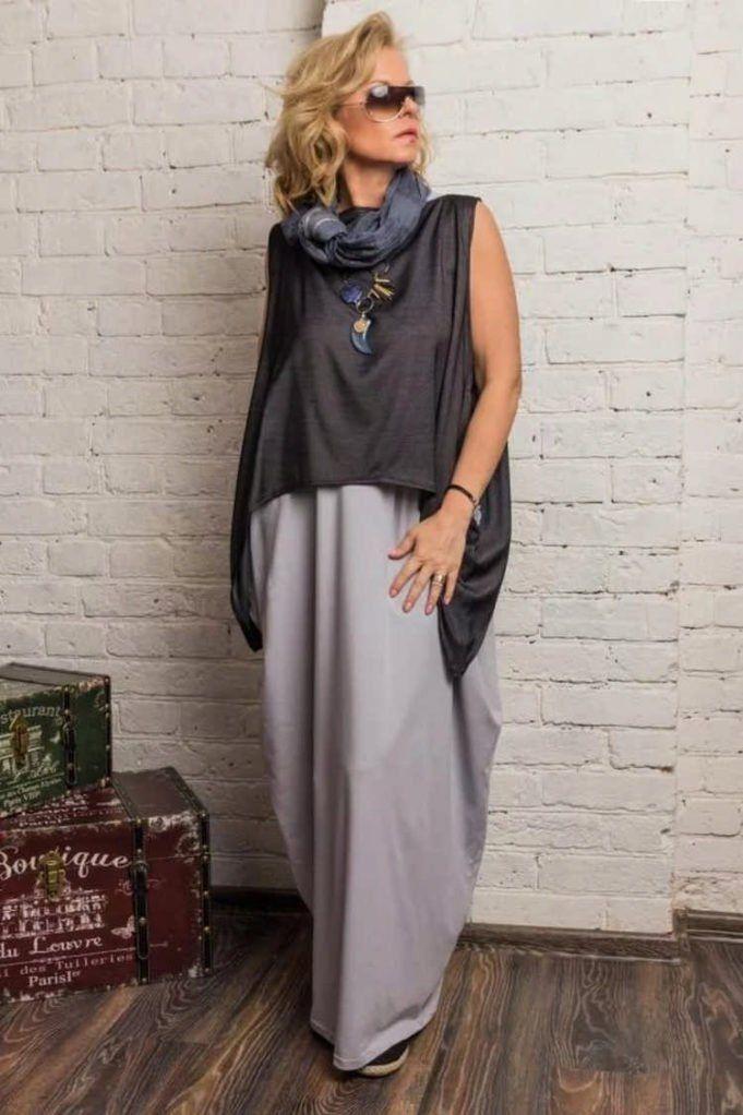Стиль Бохо в одежде — идеальное решение для женщин 40 ...