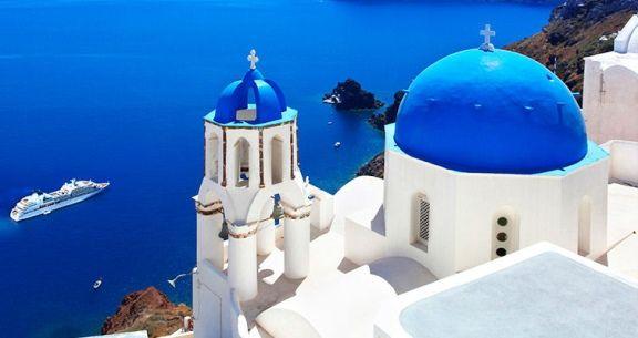 Pacote com aereo Cruzeiro Ilhas Gregas hospedagem em Veneza seguro viagem