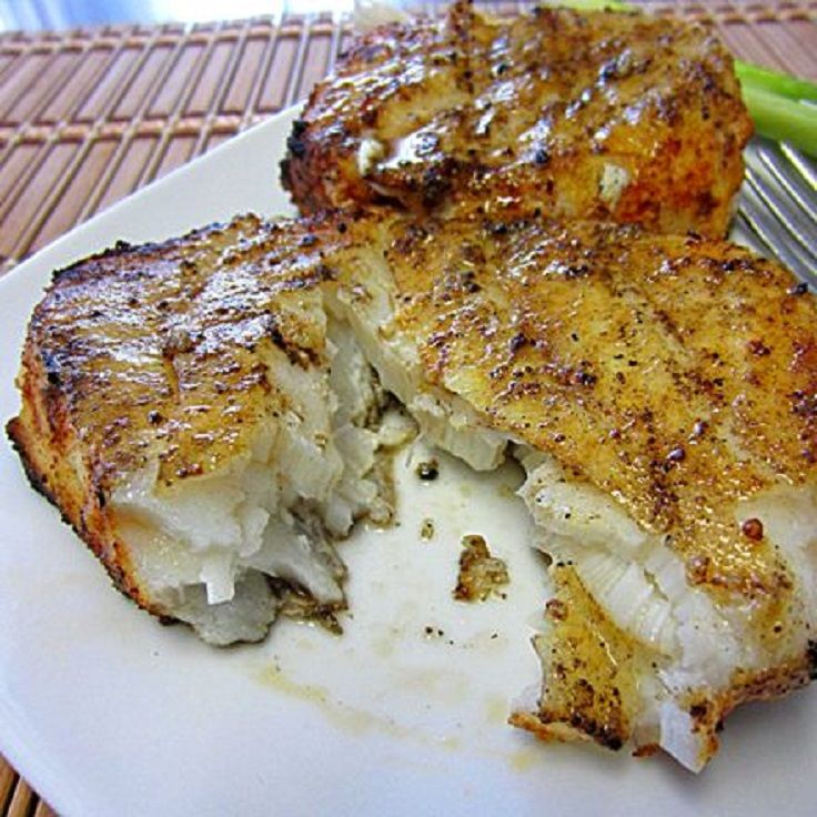 Southwestern Style Grilled Chilean Sea Bass