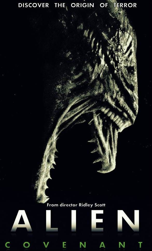 Alien: Covenant (2017) Online Free (Prometheus 2) Movie