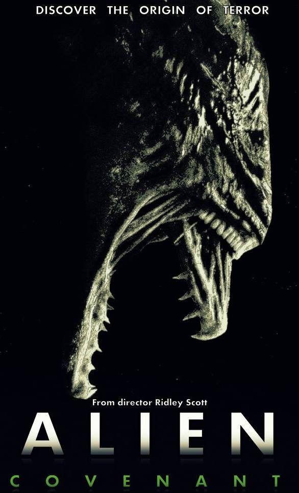 full hd horror movie  Alien: Covenant (2017)