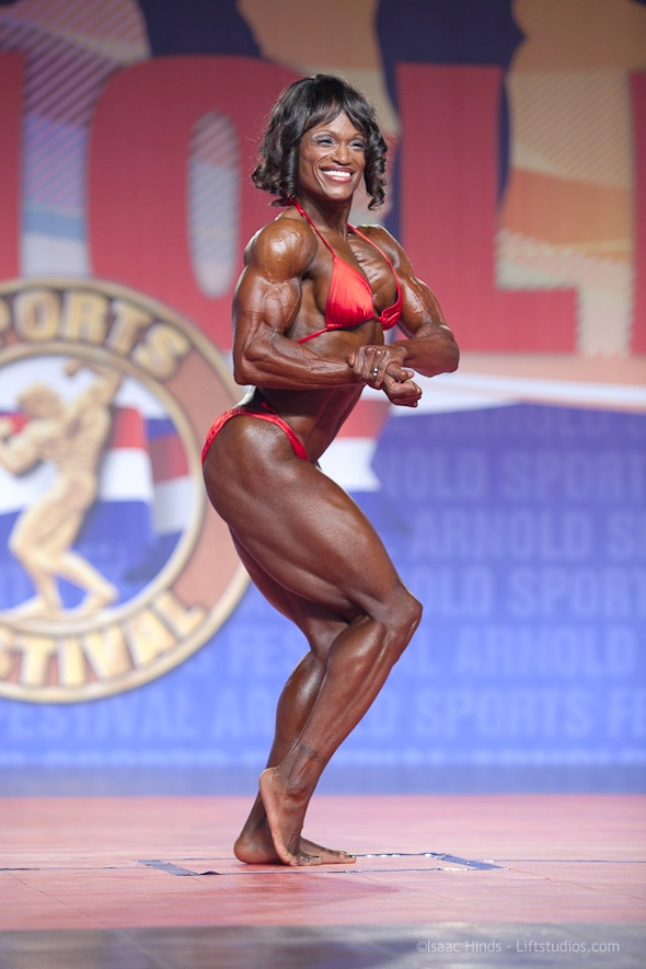 IFBB Professional League » A Look Back at the 2011 Ms International