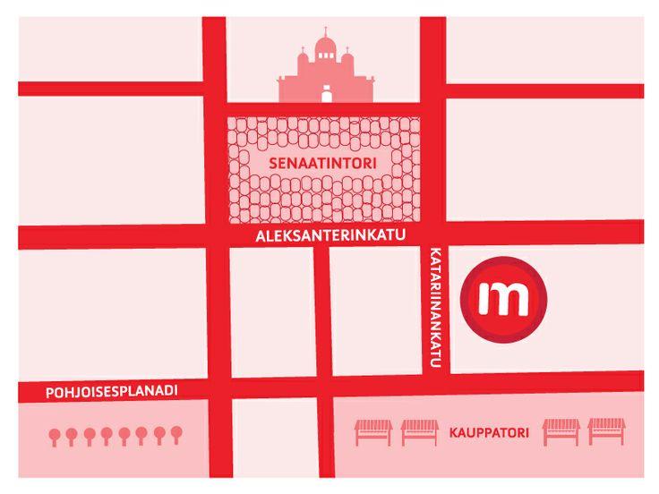 Uusi kaupunginmuseo avautuu vuonna 2016 Senaatintorin kulmalla.
