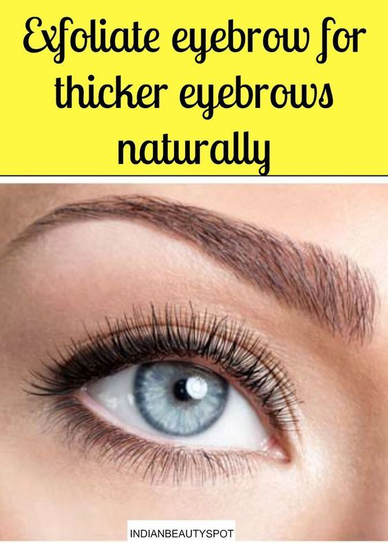 Overnight eyebrow growth remedies | Skin care