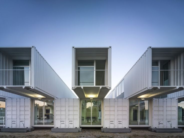 Top 25 ideas about container homes on pinterest - Casas container espana ...