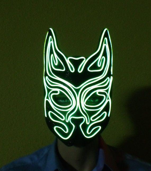 El Wire Mask The Warrior by ELWire4U on Etsy, $50.00 | JWR Designs ...