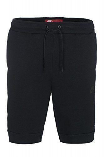 Nike Men's Sportswear Tech Fleece Short Black 805160-010