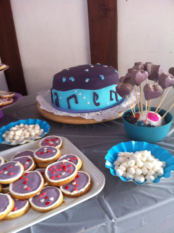 #violetacake #girlscake #cumpleañosniña