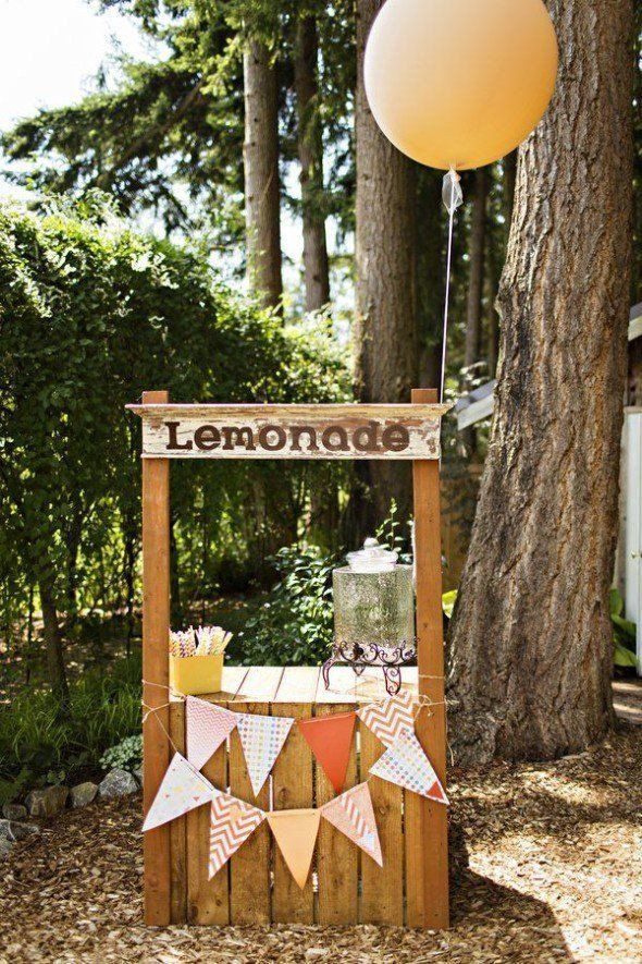 1000 images about rustic wedding ideas on pinterest for Rustic lemonade stand