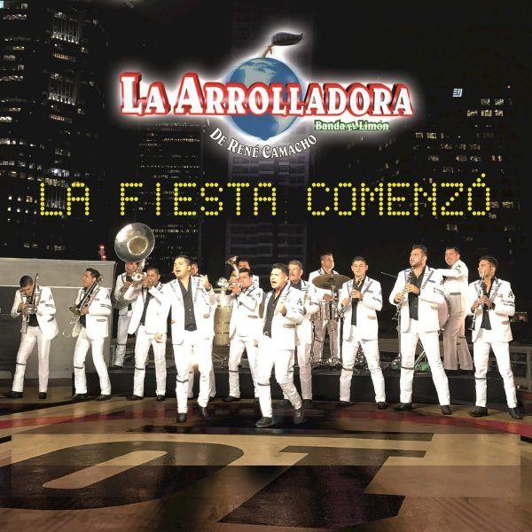 La Arrolladora Banda El Limón De René Camacho – La Fiesta Comenzó – Single [iTunes Plus AAC M4A] (2016)