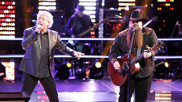 "Watch The Voice ""Dan Shafer vs. Sundance Head: ""Feel Like Makin' Love"""" highlight on NBC.com"