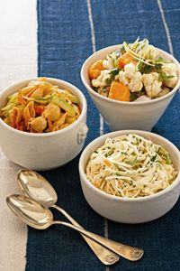 Red Le Coleslaw Recipe Chef Rocco Dispirito Now Eat This