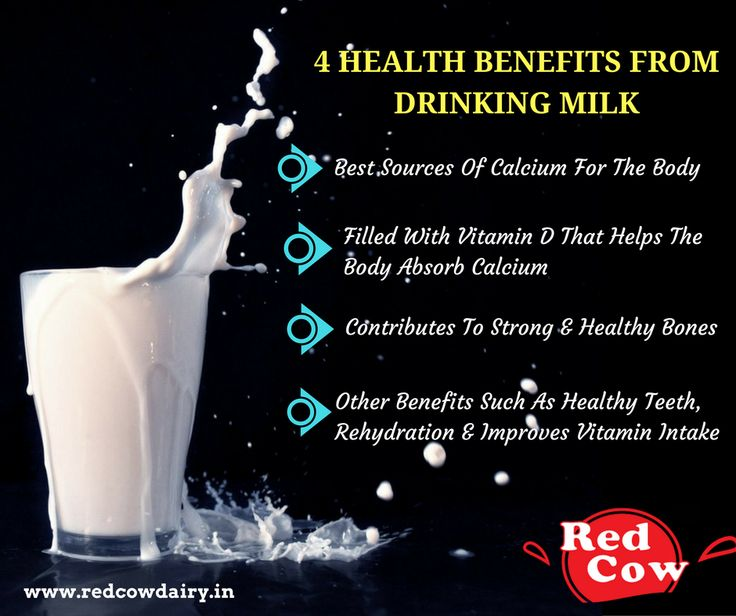 Are you drink milk daily? if not then start now to get its benefits