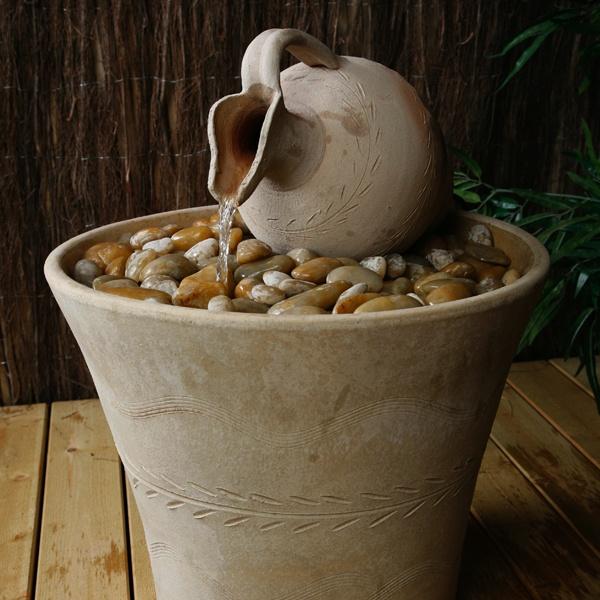 Zakros Cretan Pot Water Feature