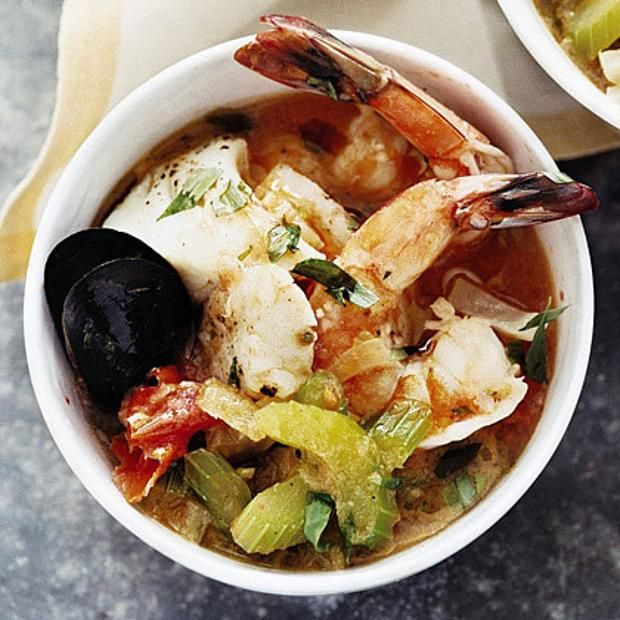 Summer Bouillabaisse   All kind of..... Seafood generally   Pinterest