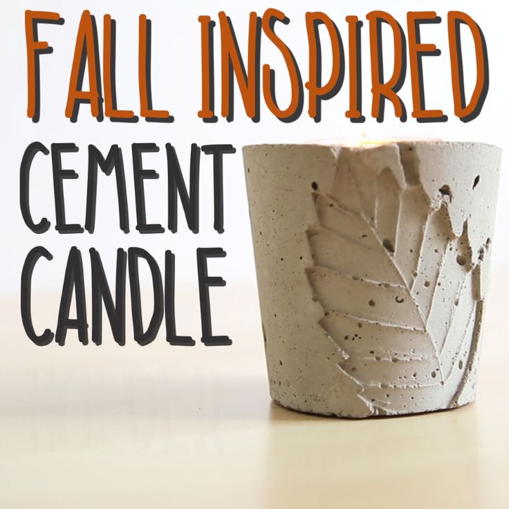 25 best ideas about fall wood crafts on pinterest fall for Small concrete projects