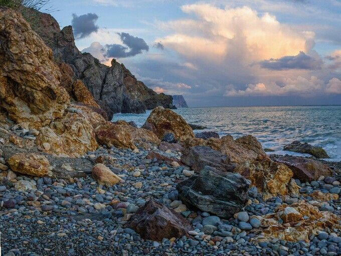 East Crimea by Bruno Tomsky