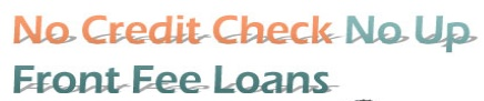 If you want additional financial help without check your credit history. Then go online and select no credit check loans or apply for money. The application process is easy and fast.
