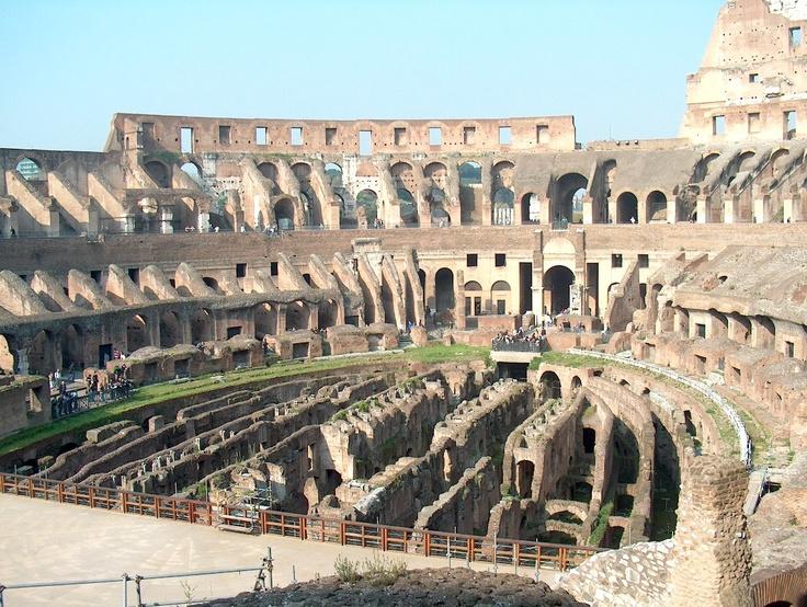 Image detail for -Las 21 maravillas del mundo: 7-El Coliseo Romano