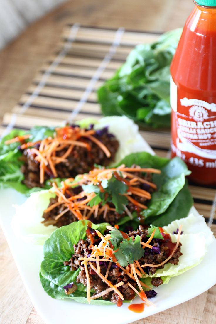 Food Friday | Aziatische sla wraps - Beautylab.nl