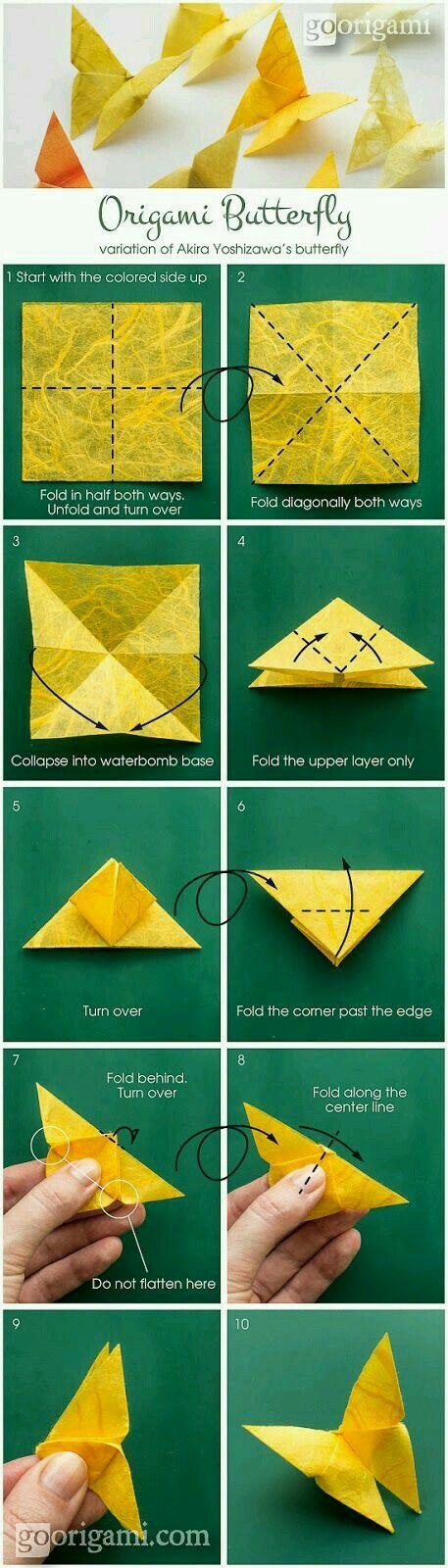 Origami..kagit katlama sanati