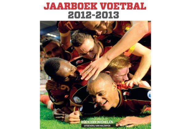 jaarboek voetbal