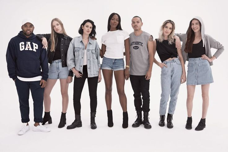 You Can Now Buy A Piece Of Gap's Comeback Collection+#refinery29