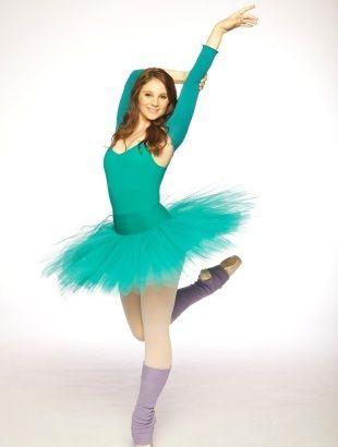 Xenia Goodwin from Dance Academy. TARA!! :)