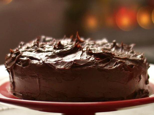 Devil's Food Cake Recipe - By Nigella Lawson