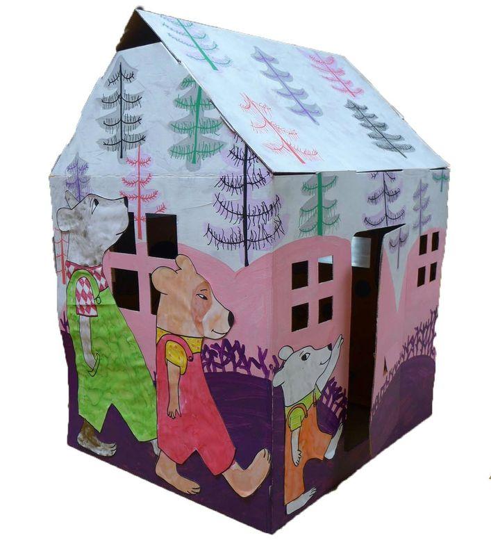 La maison de Bou d'après Ilya Green