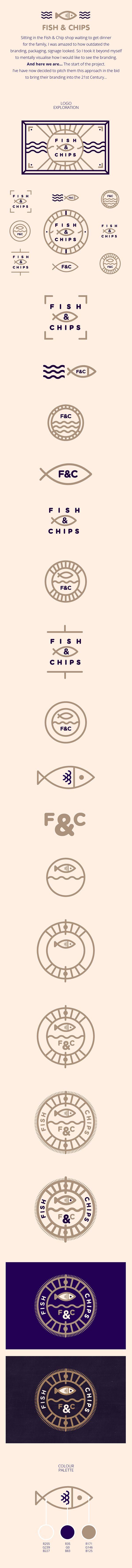 https://www.behance.net/gallery/23979655/Fish-Chips-Branding