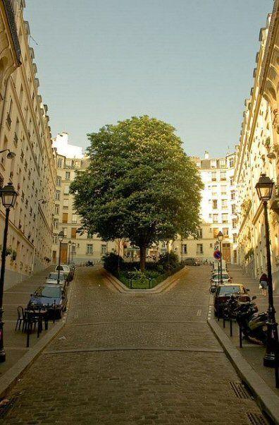 Le Square Bolivar, 19th arrondissement Paris, France