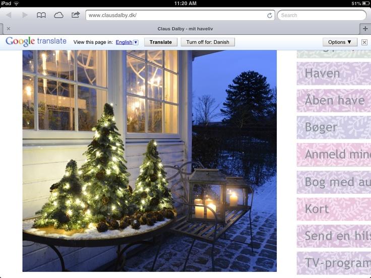 Claus Dalbys næste jul....