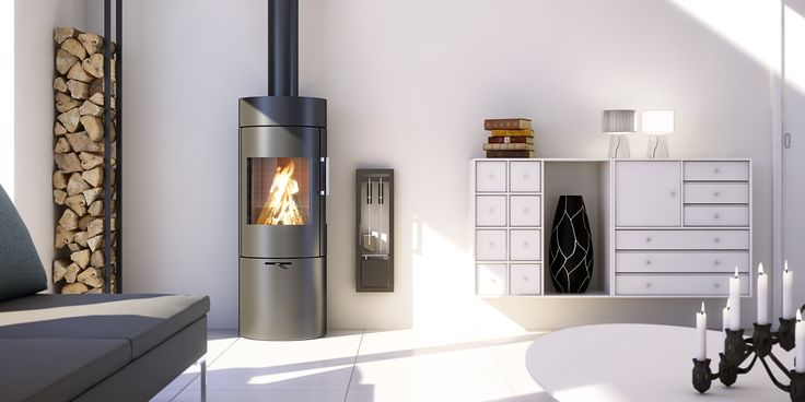 Define your personal style with the right interior #Rais #Stove #Design #Interior