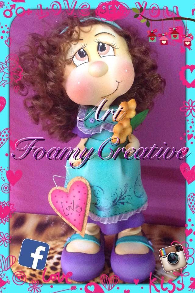 Diseño Art FoamyCreative Aula virtual de Sheyla