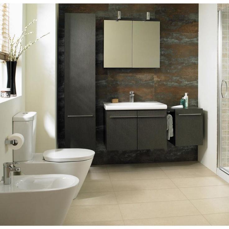 61 best toilet images on pinterest bathrooms powder. Black Bedroom Furniture Sets. Home Design Ideas