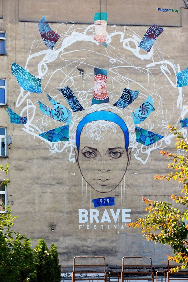OTOX collab. .. for Brave Festival ..  [Wroclaw, Poland 2015] (1)
