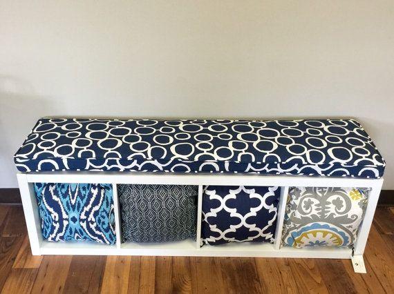 Ikea KALLAX Custom Cushion Playroom by HearthandHomeStore