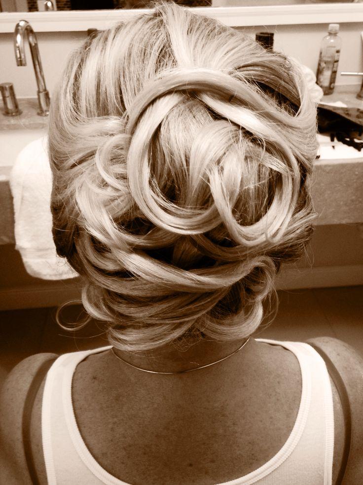 #bridalupdo #bride #wedding #hair