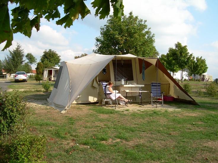 Kamperen in Frankrijk met de Holtkamper Flyer