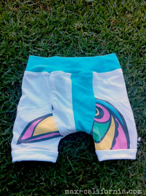 Little Boy Boxer Briefs From T Shirts Free Pattern And