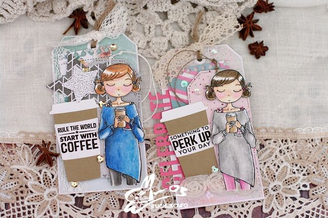 Spuchlikowo: #158 Let's have coffee together!