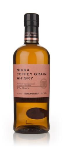 Using the two Coffey stills at the Miyagikyo distillery, which were imported from Scotland to Japan in 1963, Nikka have produced a number of single cask single grain whiskies from time to time over the years. This, however, is their larger release of wonderfully exotic single grain whisky. Now in a 70cl bottle! Hooray!