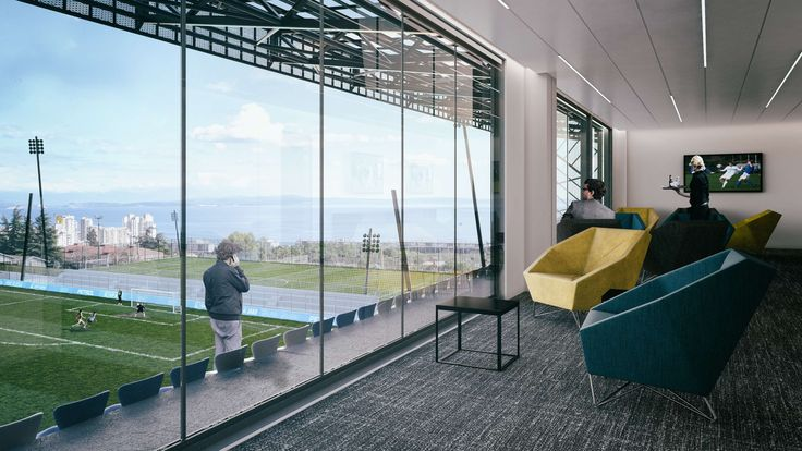 RNDR Studio for ZDL arhitekti  #render #stadium #rijeka #croatia #3d #cg #ZDLarhitekti #rendering