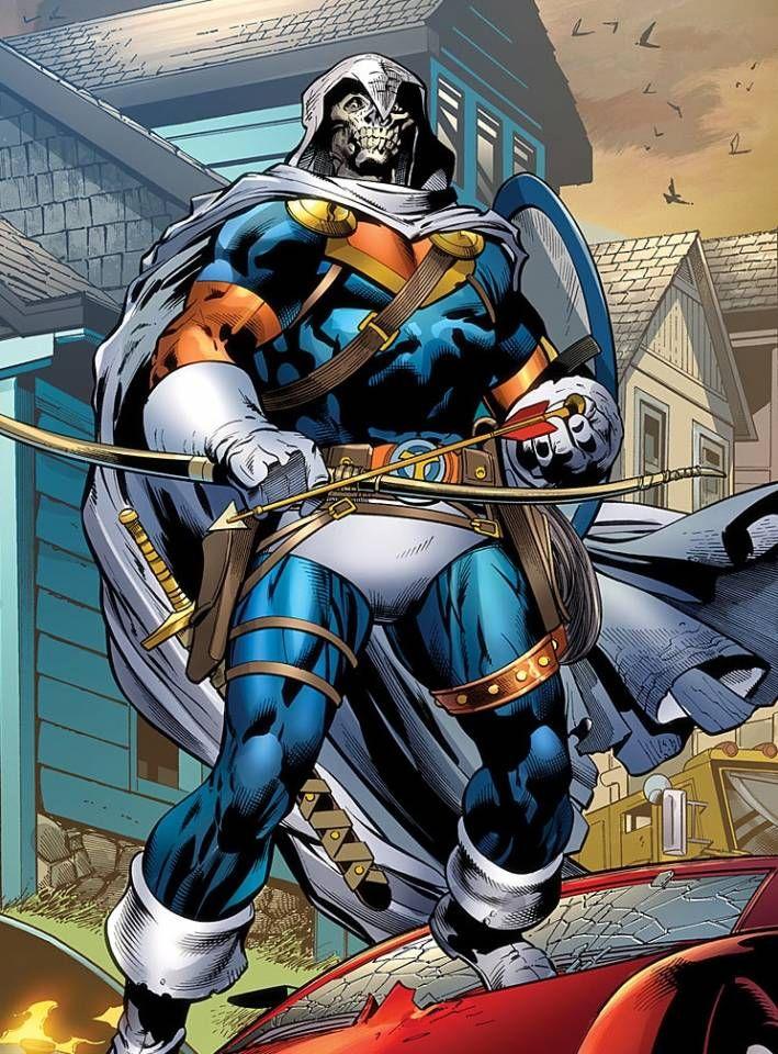 TaskMaster | Marvel Comic Books Heroes & Villains | Pinterest