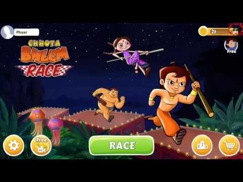 Chhota Bheem Race Game | Chota bheem racing games free download
