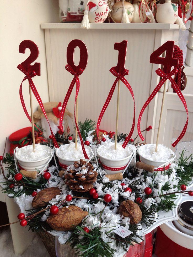 Σύνθεση για το πρωτοχρονιάτικο τραπέζι! www.nikolas-ker.gr