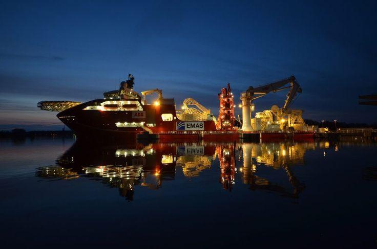 Lewek Connector Secures Hornsea One Charter   Offshore Wind