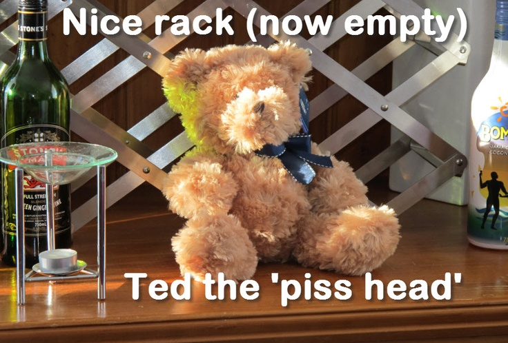 Naughty 'Ted'